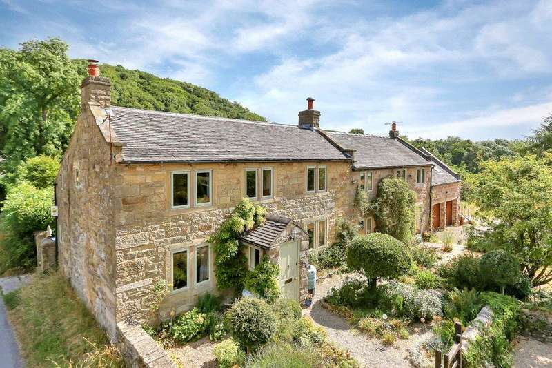 5 Bedrooms Detached House for sale in Wash Farm, Carsington, Matlock