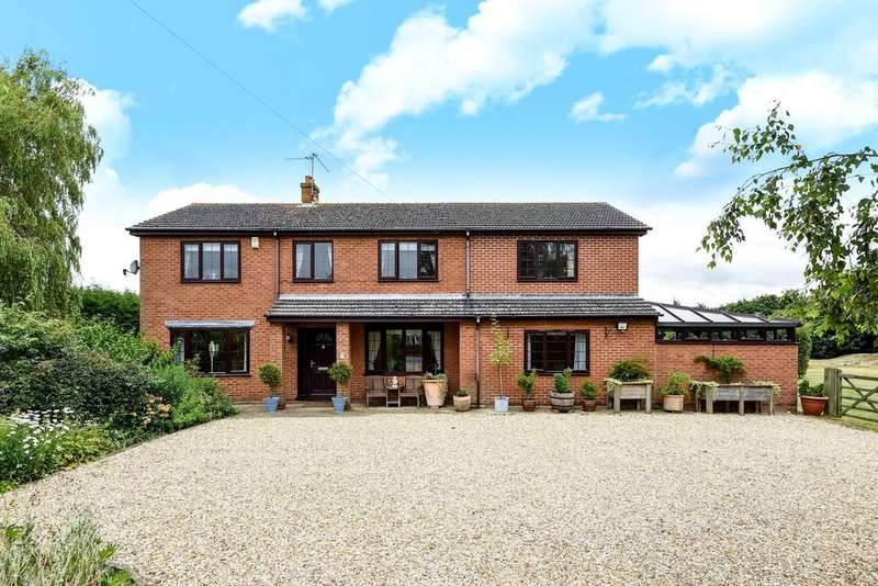 6 Bedrooms Detached House for sale in Gedney Hill LINCOLNSHIRE