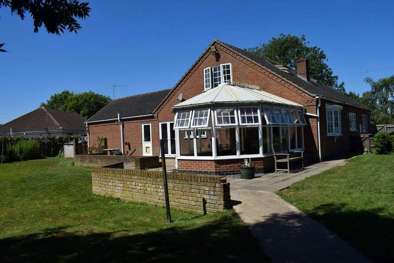 5 Bedrooms Detached House for sale in Nr Boston LINCOLNSHIRE