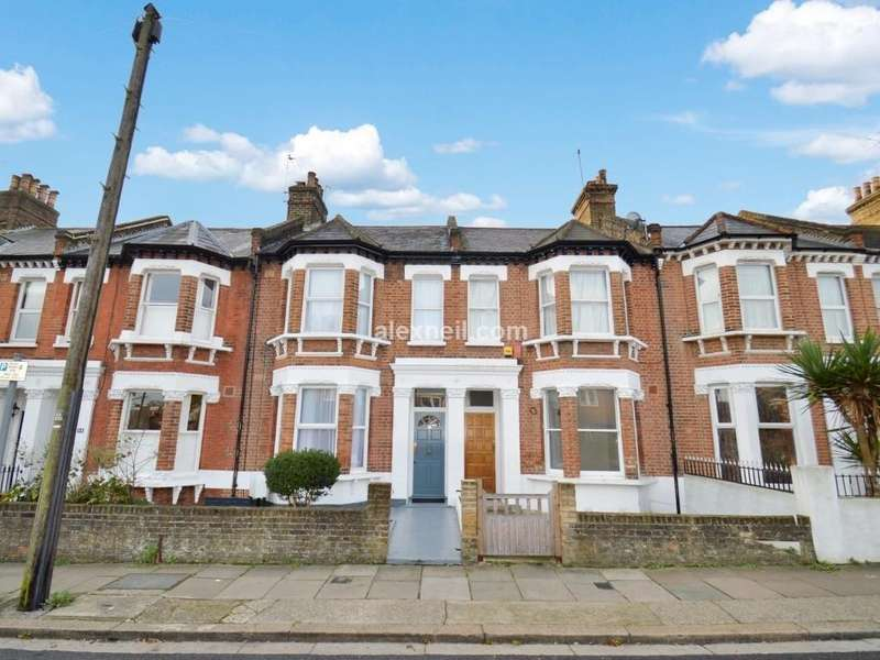 3 Bedrooms Terraced House for sale in Moncrieff Street, Peckham SE15