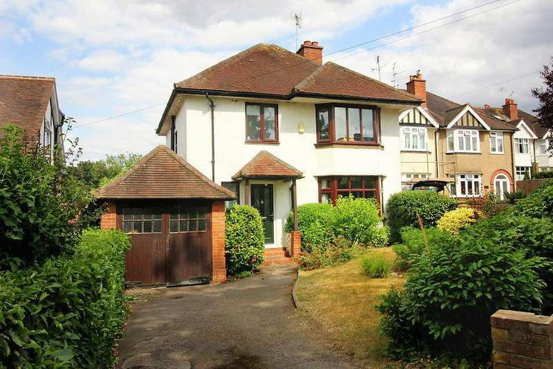 3 Bedrooms Detached House for sale in Kidmore Road, Caversham, Reading