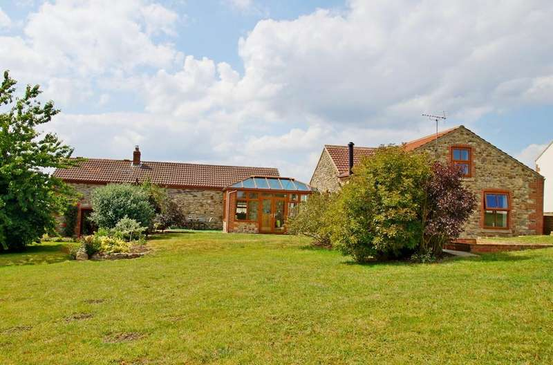 4 Bedrooms Barn Conversion Character Property for sale in Langdale Barn, Trimdon Colliery