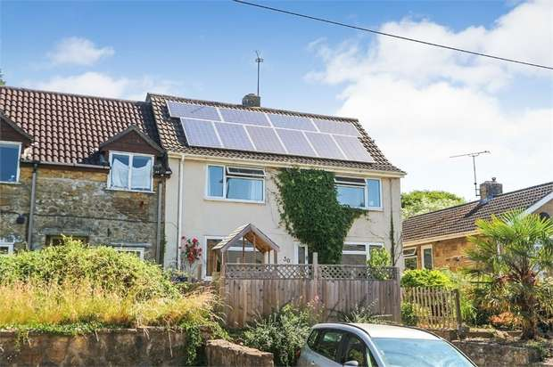 4 Bedrooms Semi Detached House for sale in Broadway, Merriott, Somerset