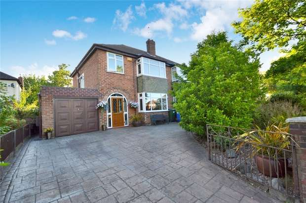 3 Bedrooms Semi Detached House for sale in Lindbury Avenue, Offerton, Stockport, Cheshire