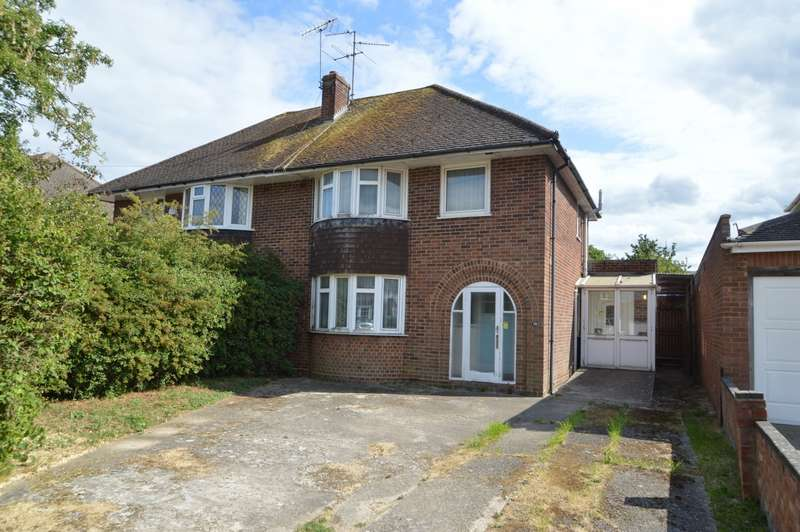 4 Bedrooms Semi Detached House for sale in Castleview Road, Langley, SL3