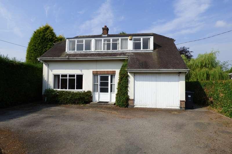 3 Bedrooms Detached House for sale in Nuneaton Road, Bulkington, CV12