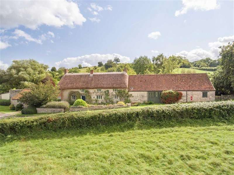 4 Bedrooms Detached House for sale in Henley, Langport, Somerset, TA10