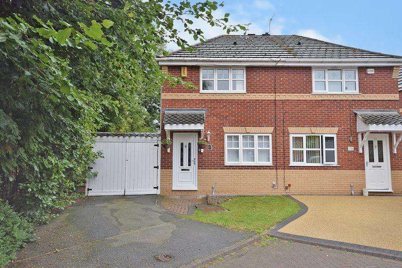 3 Bedrooms Semi Detached House for sale in Keats Close, Widnes