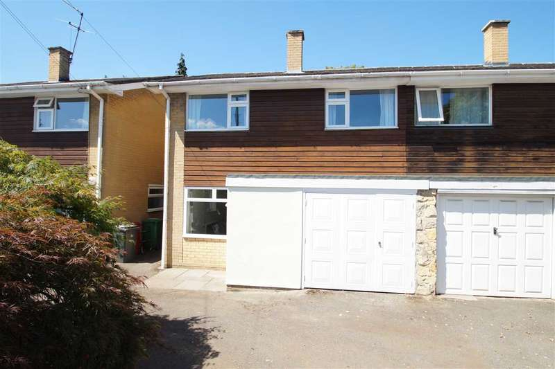 3 Bedrooms Semi Detached House for sale in Station Road, Cippenham, Slough