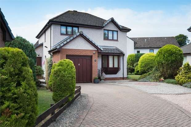 4 Bedrooms Detached House for sale in Mitchell Drive, Brechin, Angus