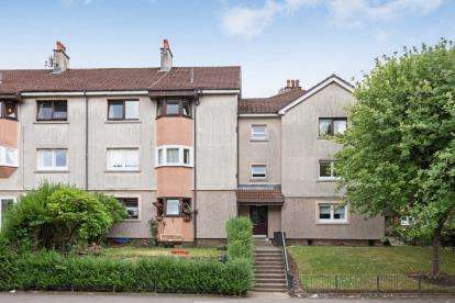 3 Bedrooms Flat for sale in Kinfauns Drive, Drumchapel