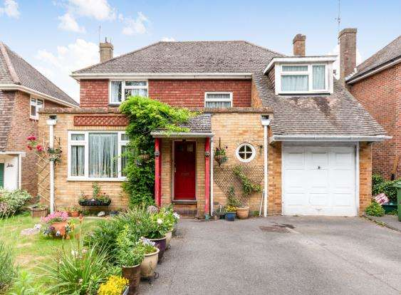 3 Bedrooms Detached House for sale in Basingstoke, Hampshire, .