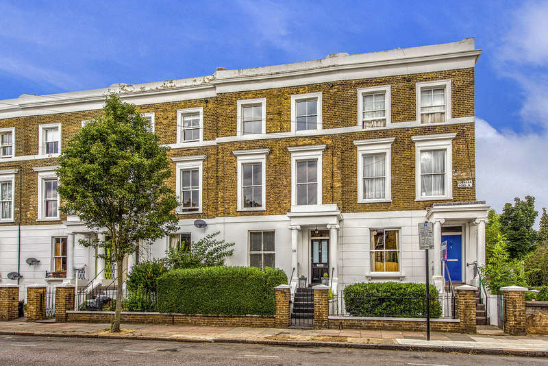 6 Bedrooms Terraced House for sale in Downham Road, N1 3HJ