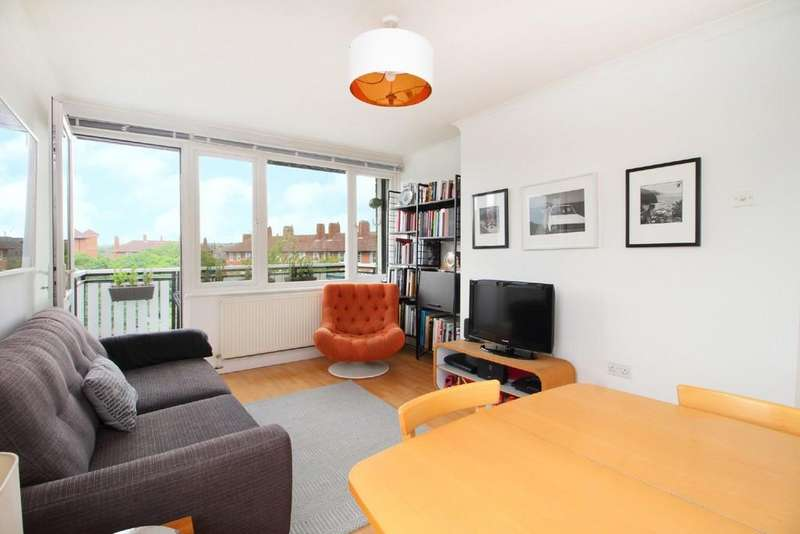 2 Bedrooms Apartment Flat for sale in Blackstock House, N5 1ET