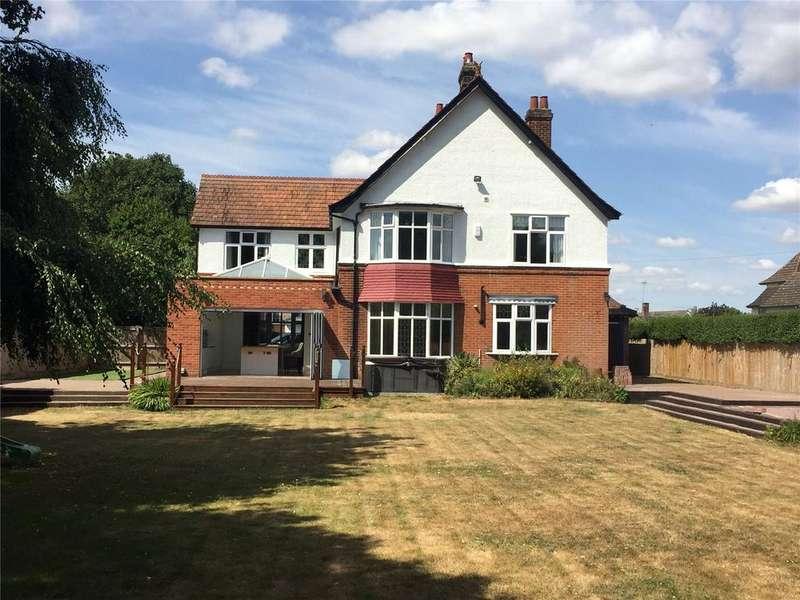 5 Bedrooms Detached House for sale in Henley Road, Ipswich, IP1