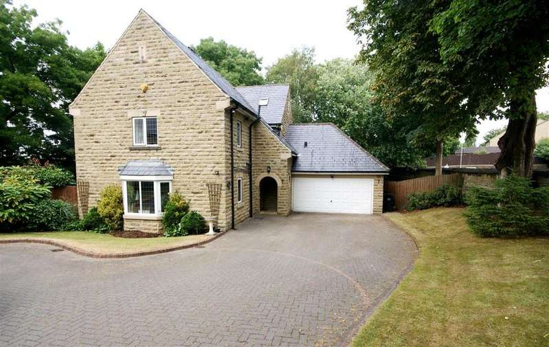 5 Bedrooms Detached House for sale in The Birches, Woodhouse Lane, Brighouse