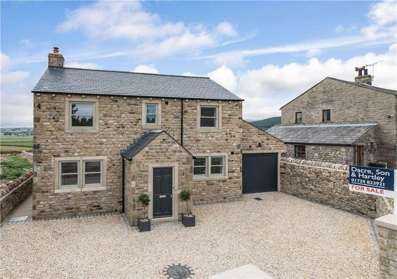 4 Bedrooms Detached House for sale in Cross Keys Farm, Rathmell, Settle