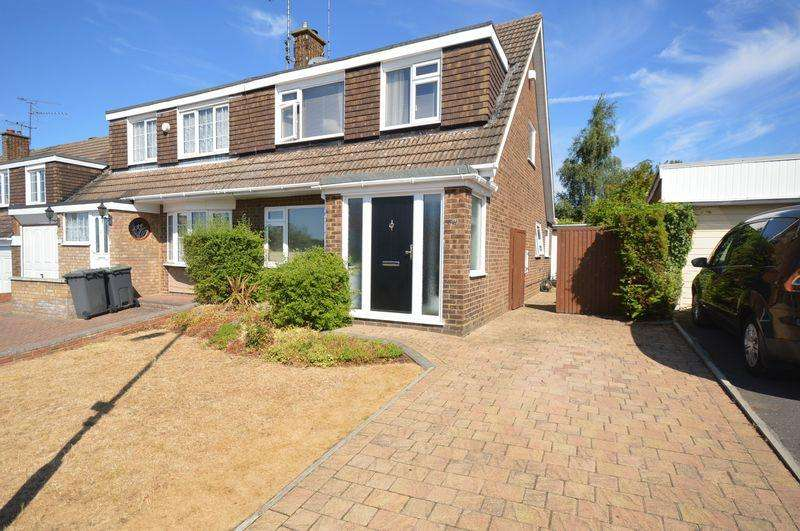 3 Bedrooms Semi Detached House for sale in Butely Road, Luton