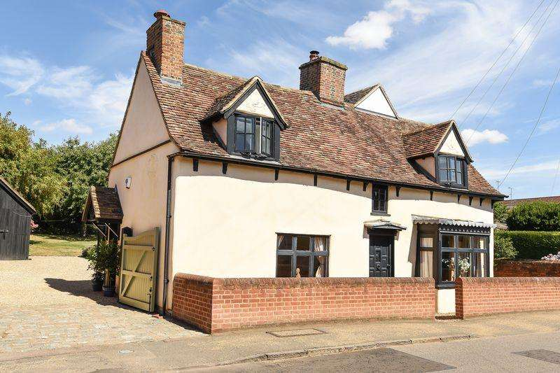 5 Bedrooms Detached House for sale in High Street, Clophill
