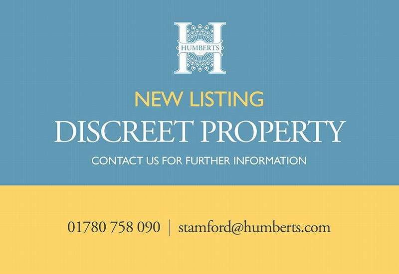 5 Bedrooms Detached House for sale in Discreet Listing, Barnack, Stamford, Lincolnshire