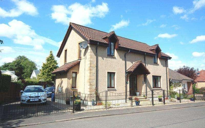 4 Bedrooms Detached House for sale in Elm Avenue, Lenzie, Glasgow