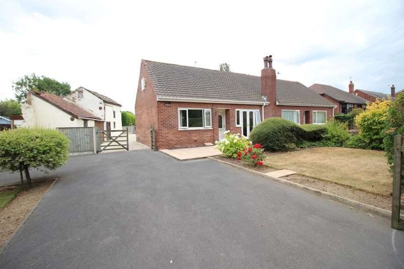 2 Bedrooms Semi Detached Bungalow for sale in Church Road, Normanton, WF6