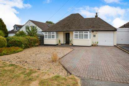 3 Bedrooms Bungalow for sale in Rectory Lane, Thurcaston, Leicester, Leicestershire