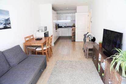 2 Bedrooms Flat for sale in Eagle Heights, Waterside Way, Tottenham Hale, London