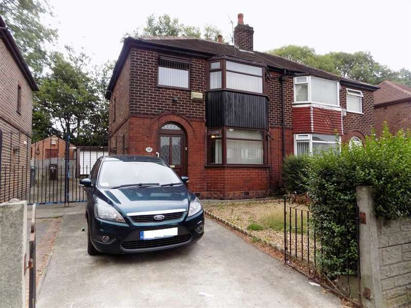3 Bedrooms Semi Detached House for sale in Chapman Street, Manchester
