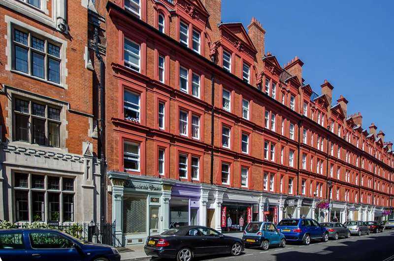 3 Bedrooms Flat for sale in Chiltern Street, Marylebone, W1U