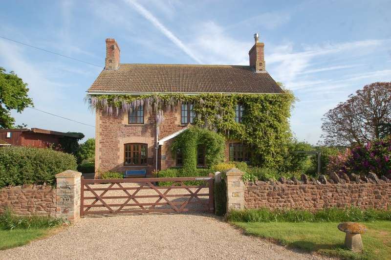 4 Bedrooms Detached House for sale in Petherton Park, North Petherton