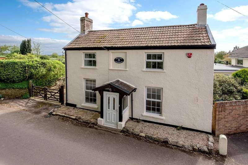 3 Bedrooms Detached House for sale in Thurloxton, Taunton