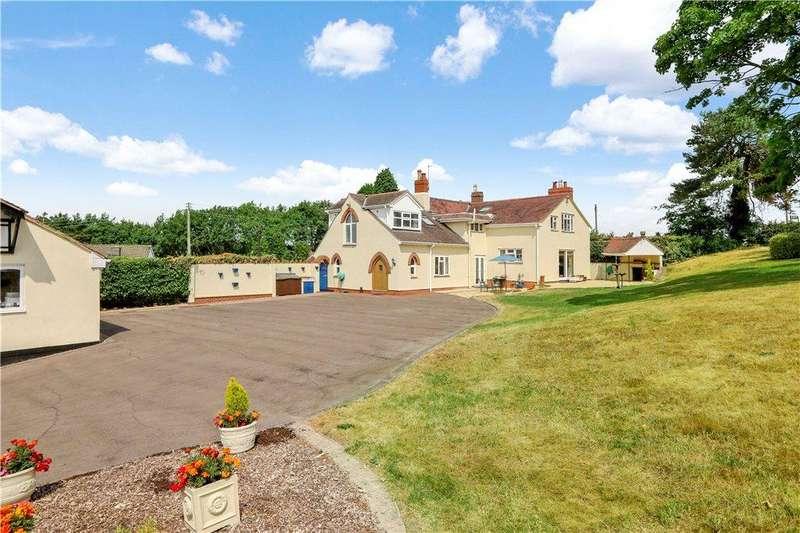 6 Bedrooms Detached House for sale in Green Lane, Chapmans Hill, Halesowen, B62