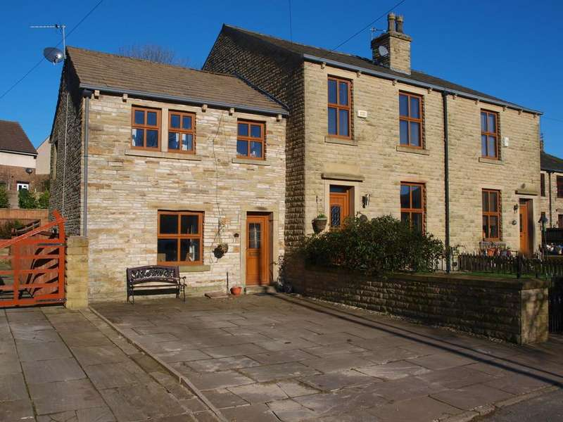 2 Bedrooms End Of Terrace House for sale in Wardle Fold, Wardle, Rochdale