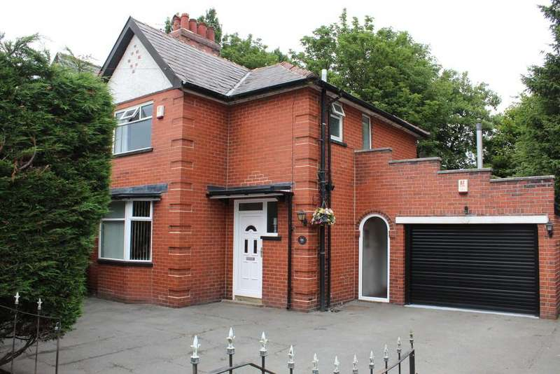 3 Bedrooms Semi Detached House for sale in Rochdale Road, Milnrow, Rochdale