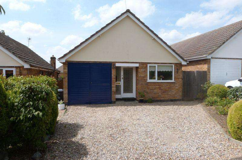 2 Bedrooms Detached Bungalow for sale in Leicester Road, Fleckney