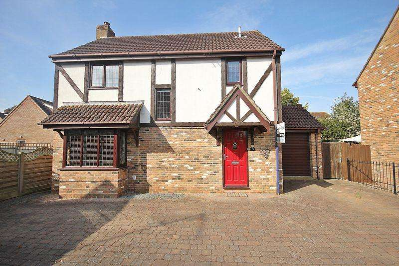 4 Bedrooms Detached House for sale in Millwright Way, Flitwick