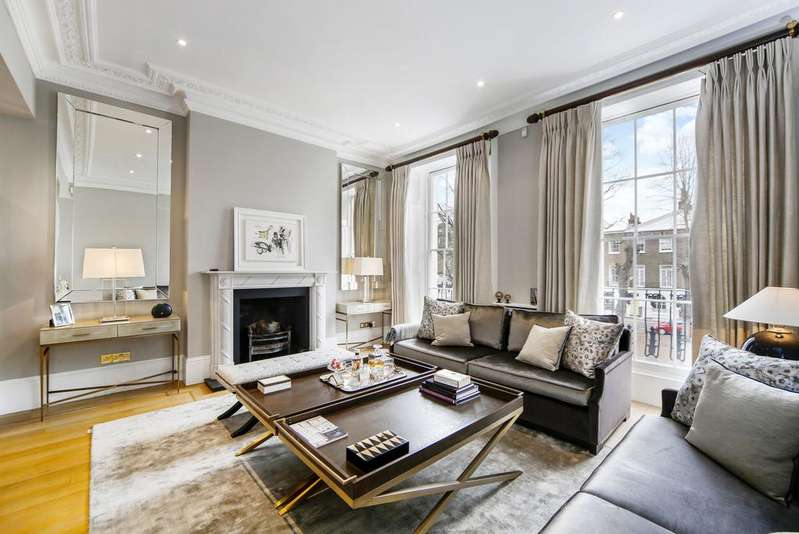 5 Bedrooms House for sale in Royal Avenue, London. SW3