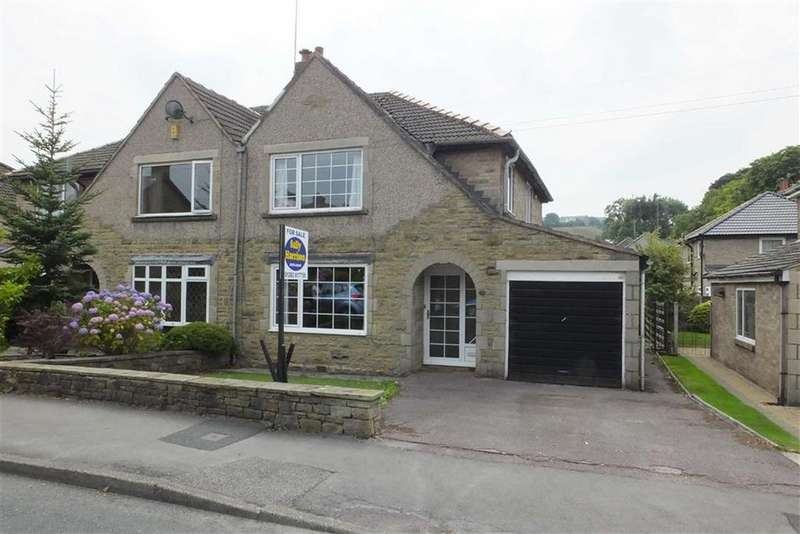 3 Bedrooms Semi Detached House for sale in Colne Road, Barnoldswick, Lancashire, BB18