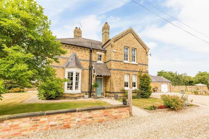6 Bedrooms House for sale in Cliff Road, Spridlington, Market Rasen