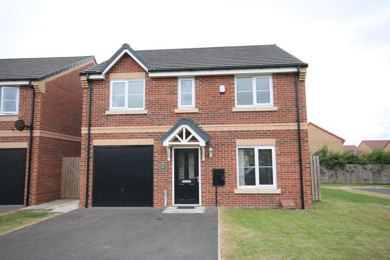4 Bedrooms Detached House for sale in Maplewood Drive, Middlesbrough