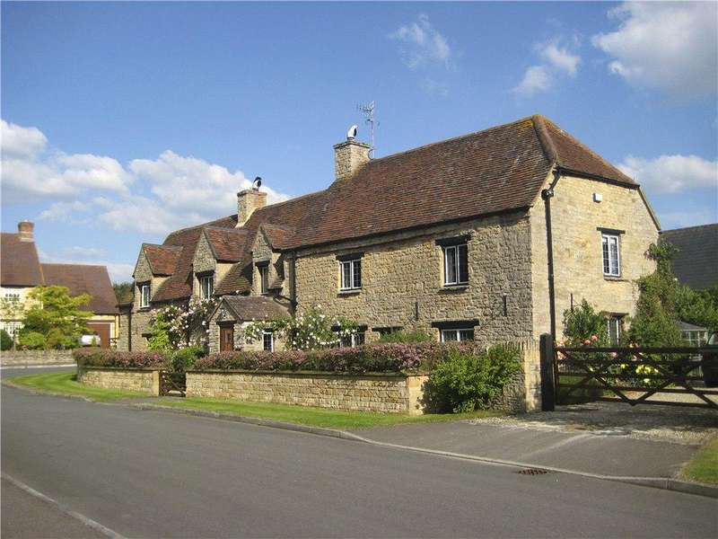 4 Bedrooms Detached House for sale in Barncroft, Long Compton, Shipston-on-Stour, CV36