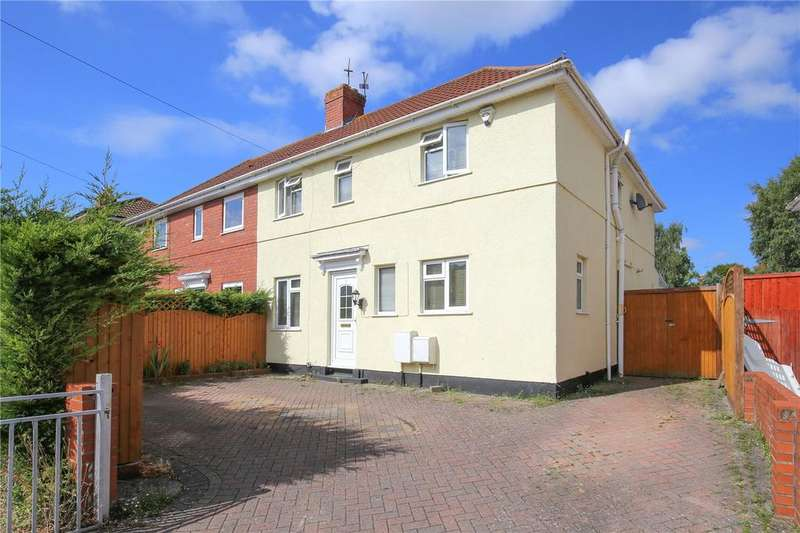 4 Bedrooms Semi Detached House for sale in Elberton Road, Coombe Dingle, Bristol, BS9