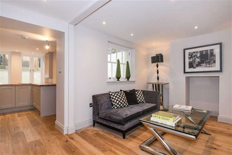 1 Bedroom Flat for sale in Cunningham Place, London, NW8