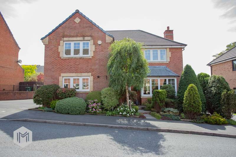 4 Bedrooms Detached House for sale in Fairview Drive, Adlington, Chorley, PR6