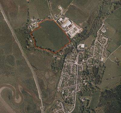 Land Commercial for sale in Development Land, Barholm Mains, Creetown, Newton Stewart DG8 7EN