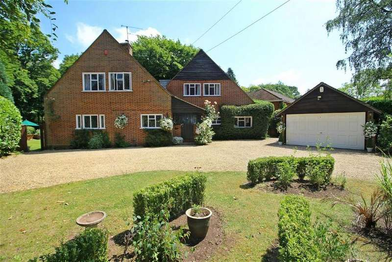 5 Bedrooms Detached House for sale in Orchard Road, Tewin Wood, Welwyn, Hertfordshire