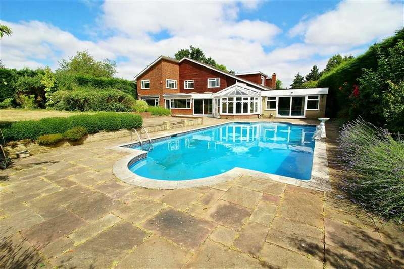 6 Bedrooms Detached House for sale in Deards End Lane, Knebworth, Knebworth, Hertfordshire