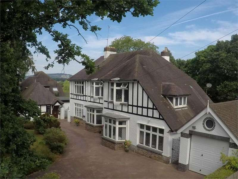 6 Bedrooms Detached House for sale in Llandennis Avenue, Cyncoed, Cardiff