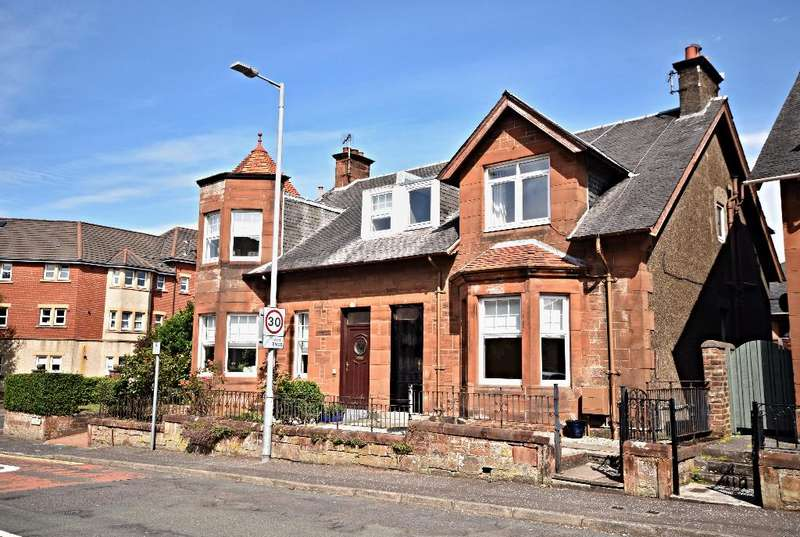 2 Bedrooms Flat for sale in Dongola Road , Ayr, South Ayrshire , KA7 3BH